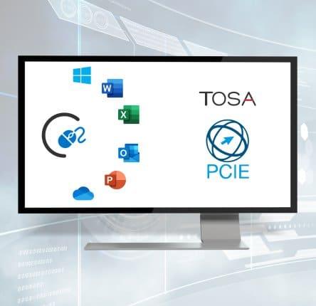 Formation bureautique PCIE TOSA