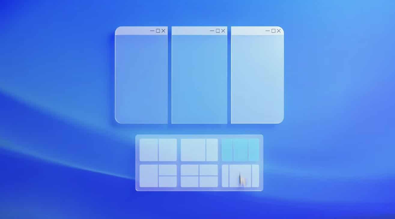 Microsoft Snap - Windows 11